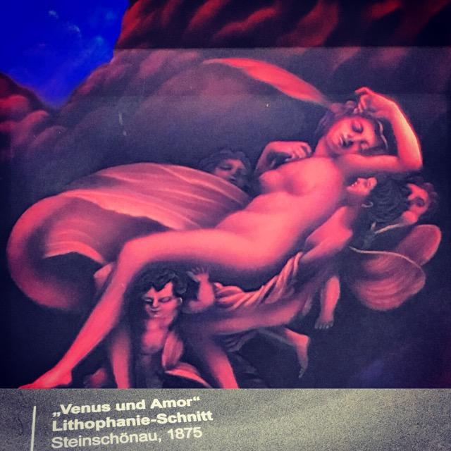 Venus & Amor