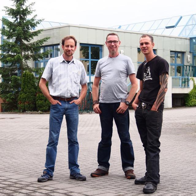 Florian Dierig, Lothar Böttcher, Sam Weisenborn
