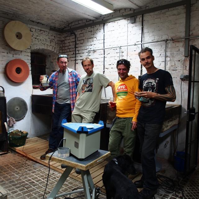 Schiesheim Session with Lothar Bottcher, Florian Dierig, Sascha Hasanovic, Samuel Weisenborn